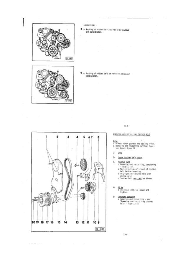 workshop manual audi 100 aan rh slideshare net 1994 Audi S4 1989 Audi 100