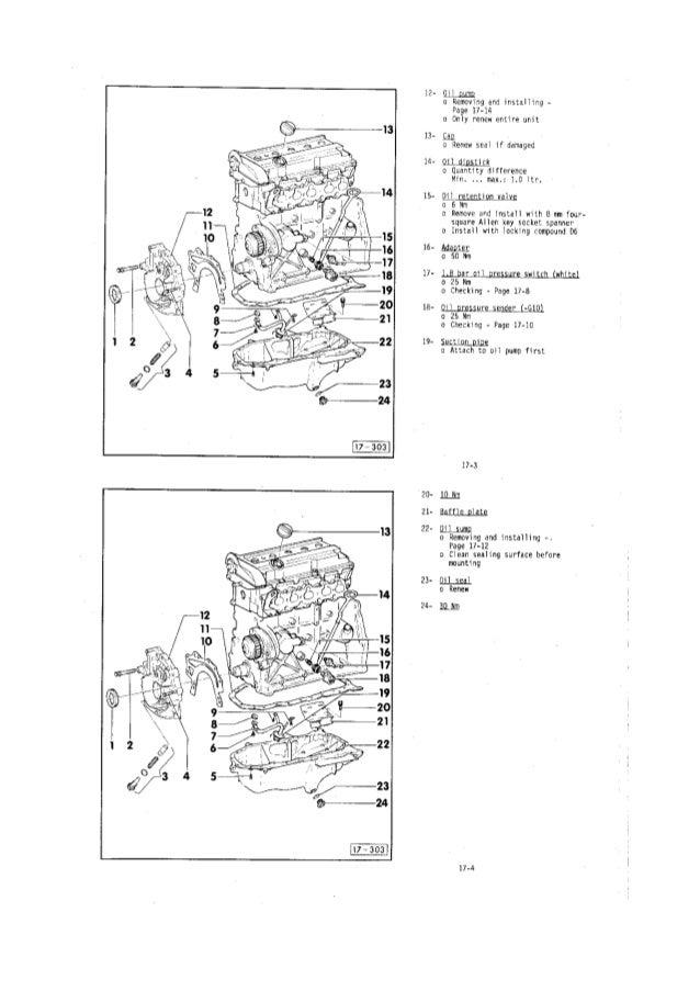 workshop manual audi 100 aan rh slideshare net 1924 Audi 100 1924 Audi 100