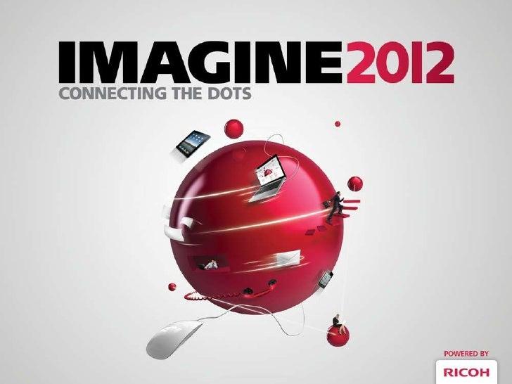 A WELCOMETO IMAGINEKevin RaaijmakersThe Gallery, 20 maart 2012