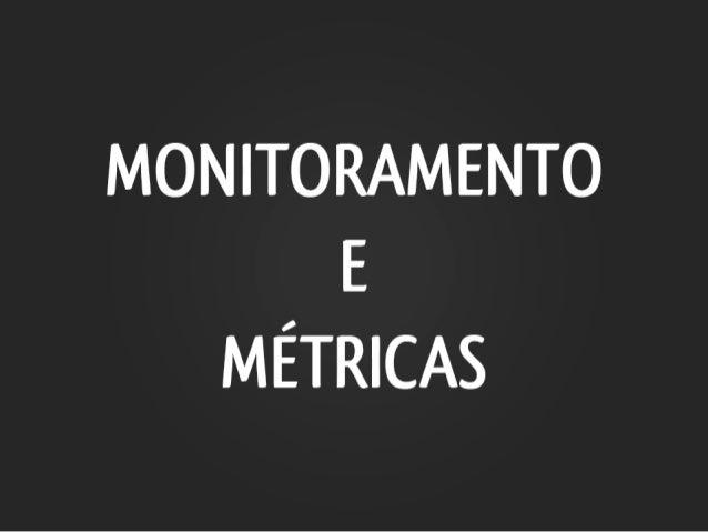 GREEKy Cursos - Métricas e Monitoramento - Vinicius Alves