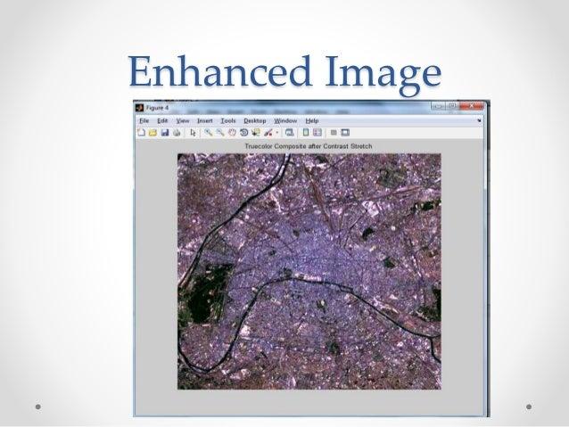 Signal and image processing on satellite communication using MATLAB