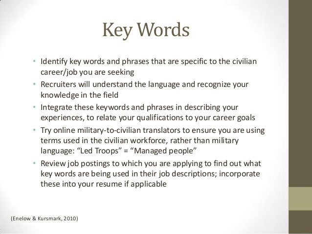 Key Wordsu2022 ...  Resume Key Phrases
