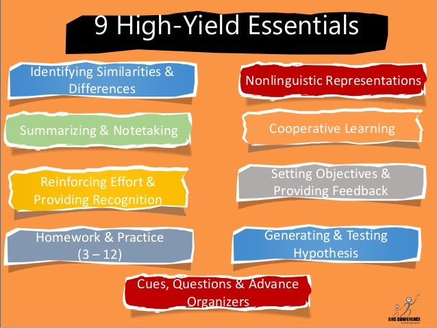 9 Instructional Strategies That Work In The Classroom