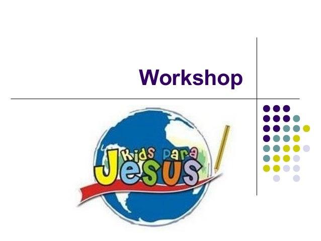 Workshop Departamento Infantil
