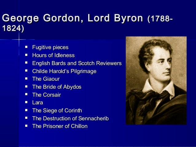 a plot summary of george gordon byrons poem the destruction of sennacherib The arresting beauty of her presence inspired the poet to pen this beautiful poem this summary of she walks in beauty byron the destruction of sennacherib.
