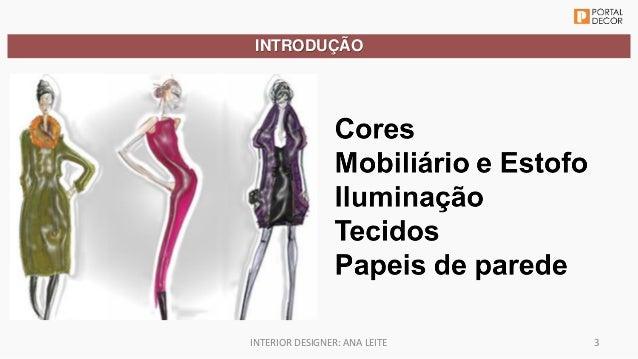 Workshop tendencias decoracao 2015 inter decoracao exponor portal decor Slide 3