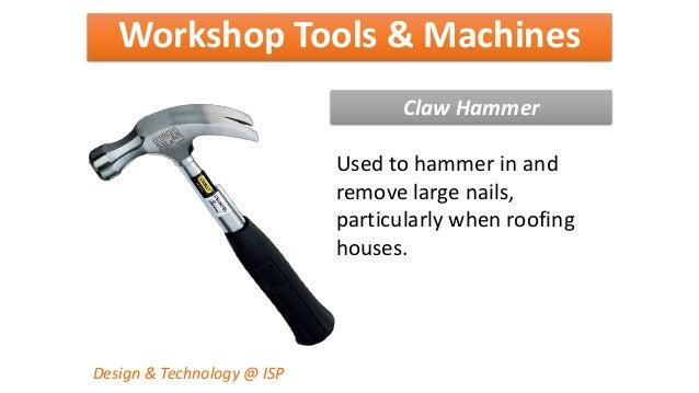 11. Workshop Tools ...
