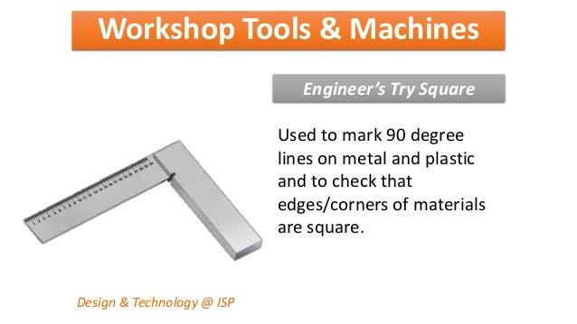 Workshop Tools Machines