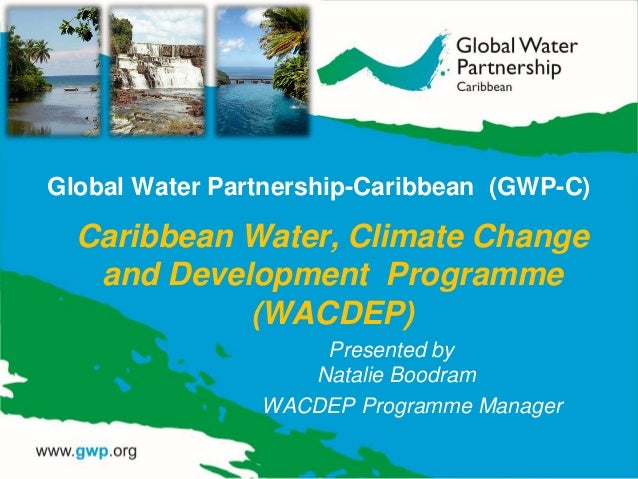 Global Water Partnership-Caribbean (GWP-C) Caribbean Water, Climate Change and Development Programme (WACDEP) Presented by...