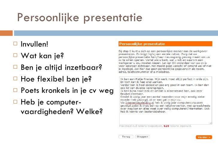 Werken met werk.nl