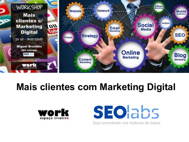 Mais clientes com Marketing Digital