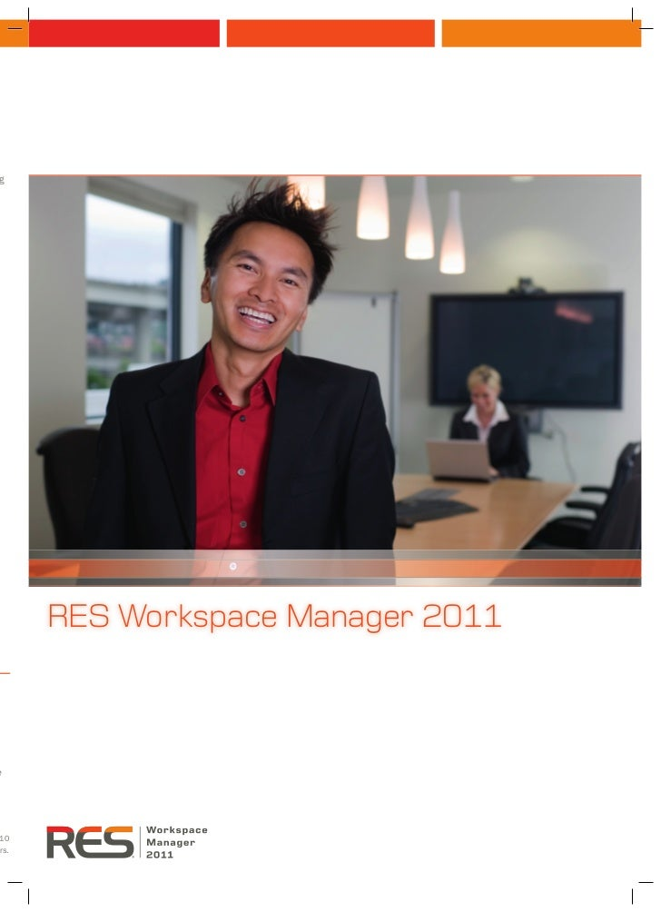 g      RES Workspace Manager 2011e10rs.