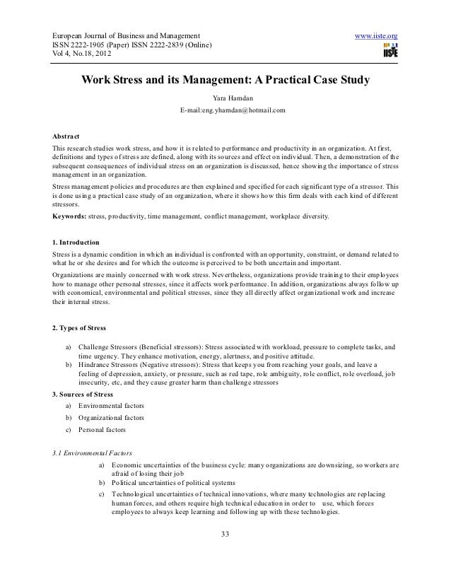 European Journal of Business and Management                                                               www.iiste.orgISS...