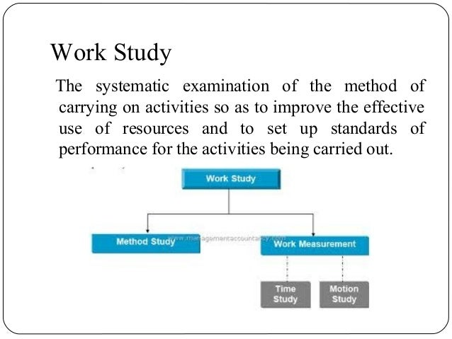 Cost effective study definition