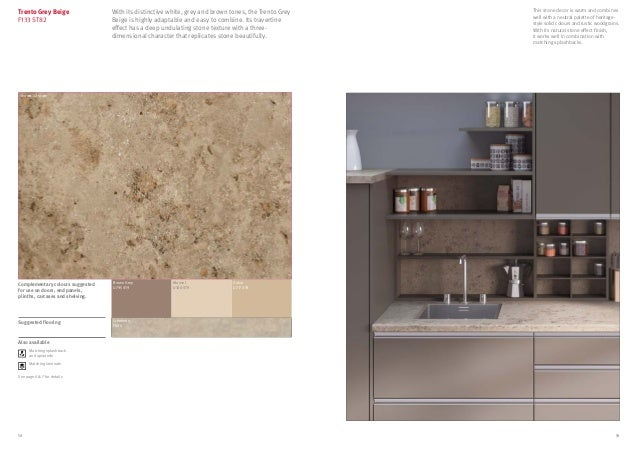 Egger Worktops Contemporary Collection
