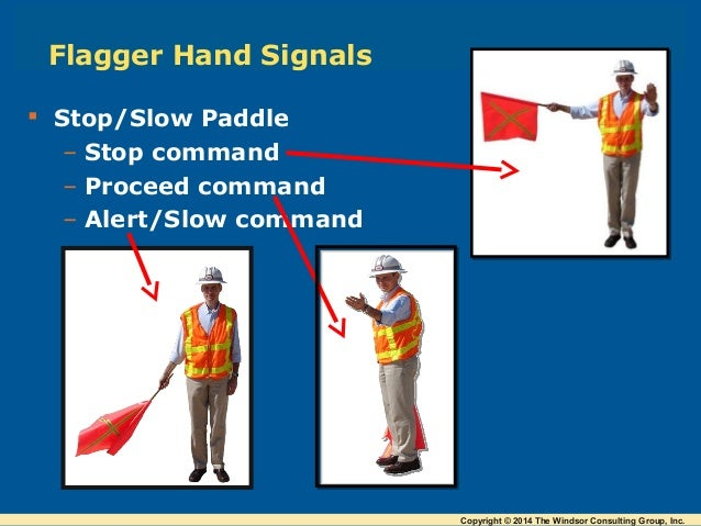 Highway Work Zones and Signs Signals and Barricades