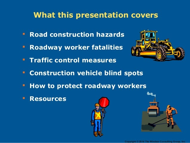 Work Zone Safety In Construction