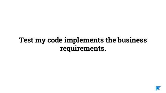 Pedro V. Gómez Sánchez - pedro@karumi.com - @pedro_g_s - github.com/pedrovgs Test my code implements the business requirem...