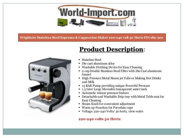 World import home appliances