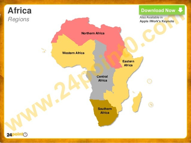 World map ppt easy to edit powerpoint world map africa countries gumiabroncs Images