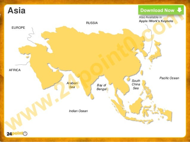 World map ppt easy to edit powerpoint world map lets start our journey from 7 asia russia europe africa arabian sea indian ocean sciox Gallery