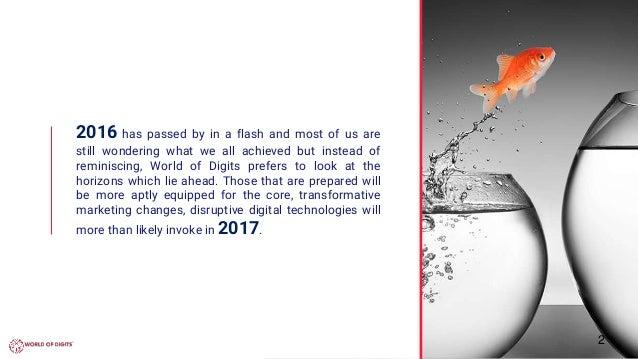Digital Marketing Trends 2017  Slide 2