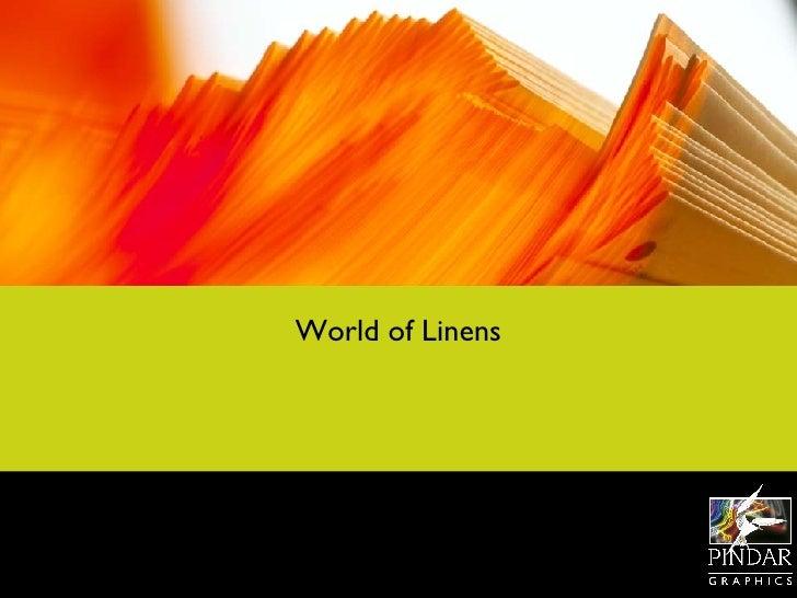 World of Linens