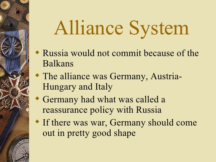 an introduction to the great alliance in europe germany austria hungary and italy World war i (wwi or ww1), also known as the first world war, was a global war centred in europe that began on 28 july 1914 and lasted until 11 november 1918 from the time of its occurrence until the approach of world war ii in 1939, it was called simply the world war or the great war, and thereafter the first world war or world war i in.