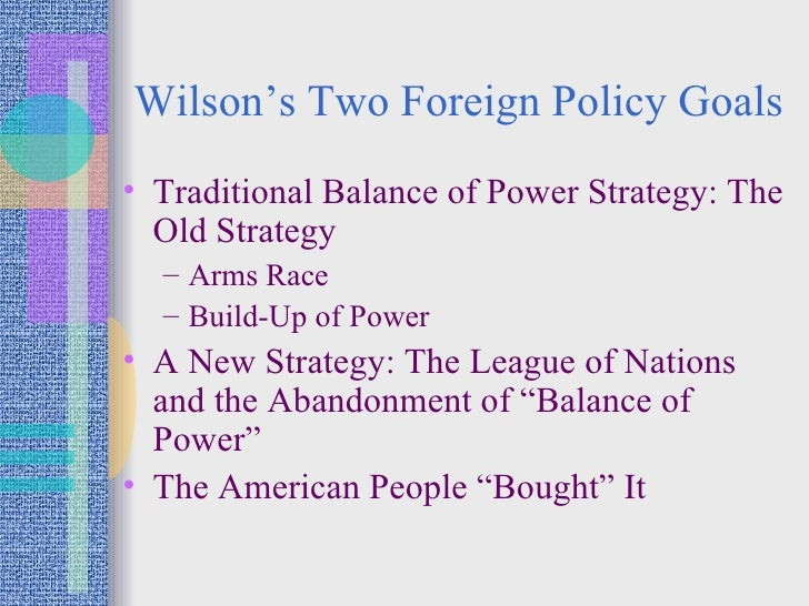 wilsonian progressivism at home and abroad Chapter 29 wilsonian progressivism at home and abroad 1913-1920  wilson  relied on sincerity and moral appeal to attract the public he was smart, but he.