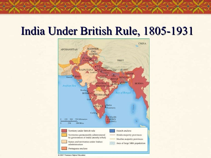 benefits of the british rule in Economic, social and cultural impact of british rule on india dr parduman singh assistant professor of history the costs and benefits of.