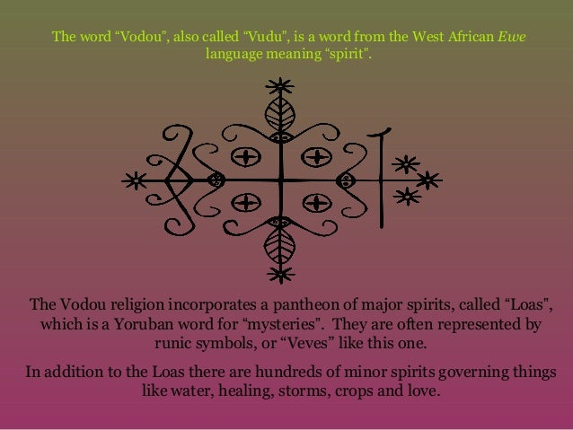 Origins, Meanings, And Myths Of Voodoo