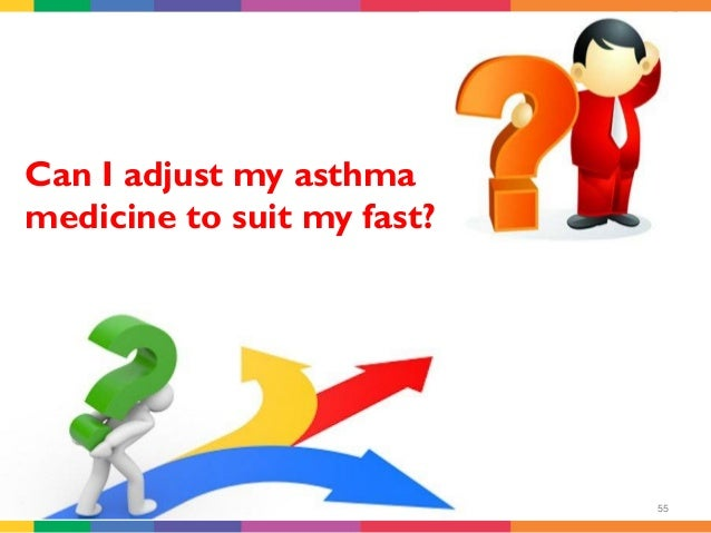 Can I use an asthma inhaler during Ramadan?