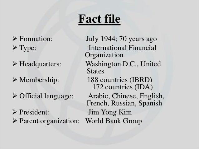 World bank ppt Slide 2