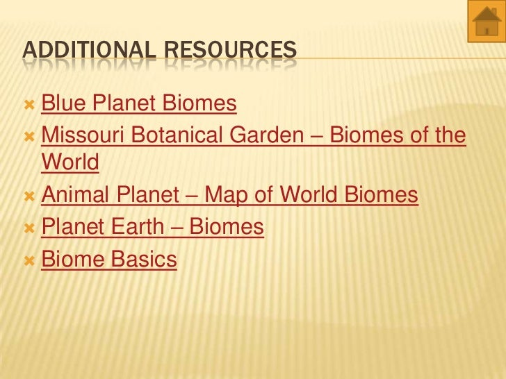 Biomes | Kids Discover Online
