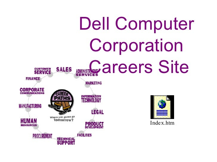 Dell Computer Corporation  Careers Site
