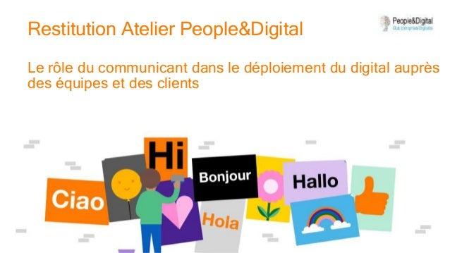 World café  restitution atelier le rôle du communicant digital villageby-ca_12_07_2016