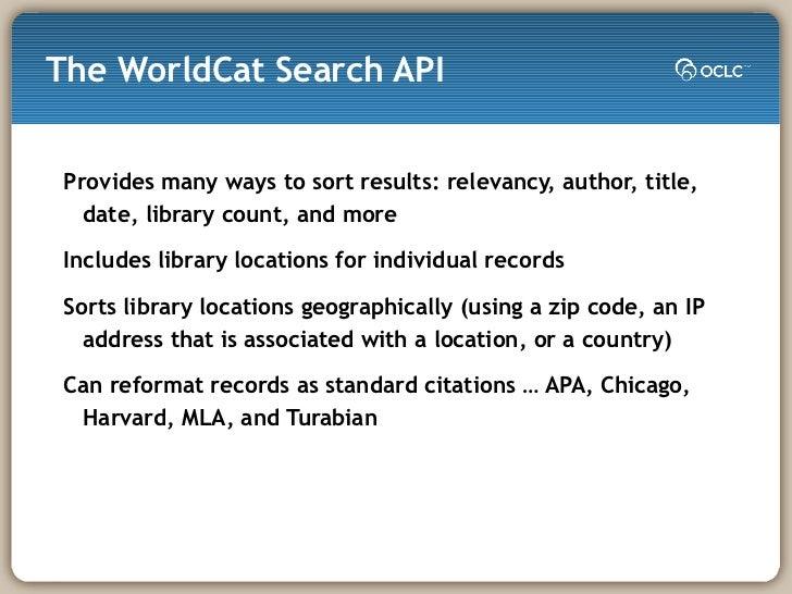 WorldCat - Wikipedia