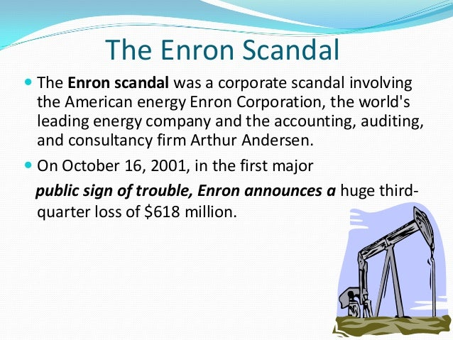 effects of enron tyco and worldcom As the enron corp scandal becomes smaller and smaller in the rearview mirror, everyday investors may be wondering what difference the aftermath really made to them.