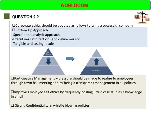 ethics in management case on Learning objectives definition of ethics what is an ethical dilemma identify ethical issues in workers' comp case management discuss how to best handle ethical.