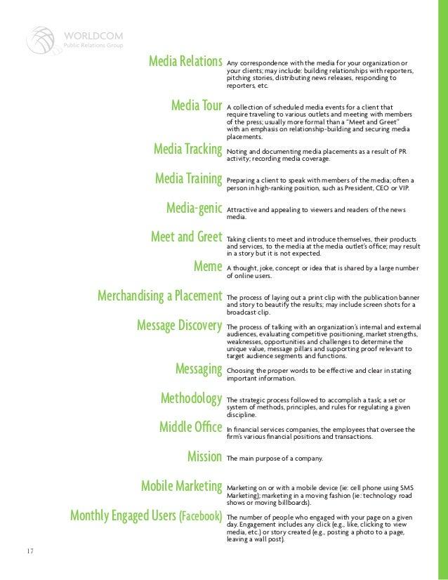 International Relations Glossary