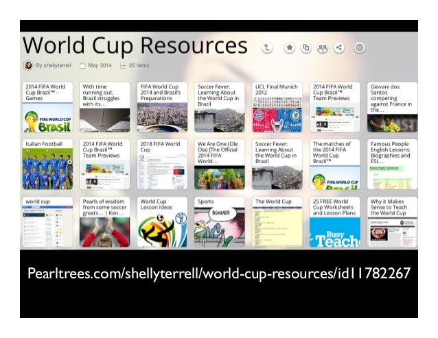 Pearltrees.com/shellyterrell/world-cup-resources/id11782267