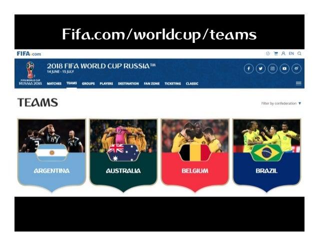 Fifa.com/worldcup/teams