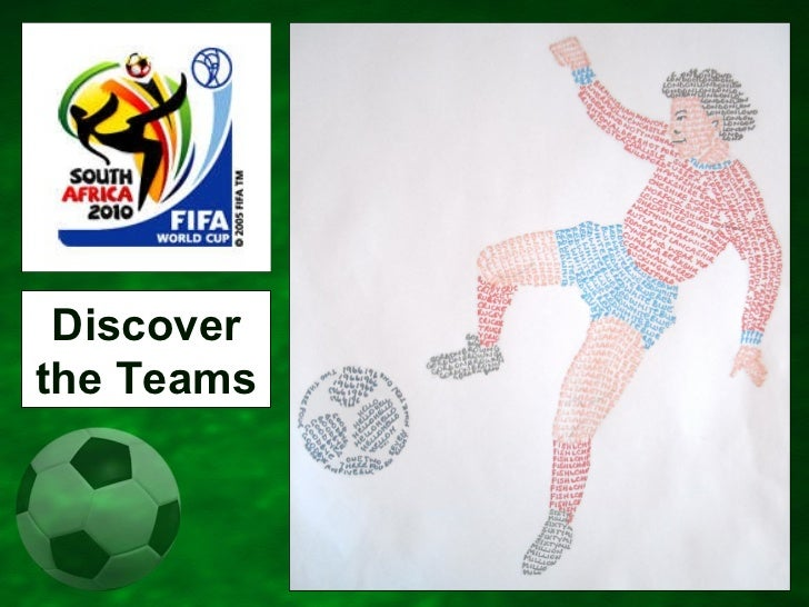 Discover the Teams