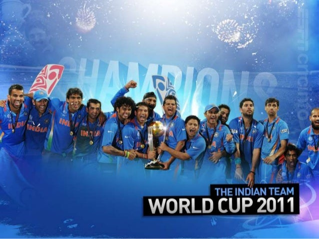 Cricket World Cup Final 2011