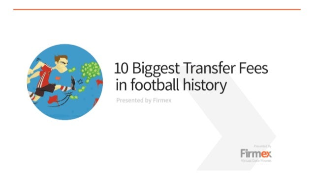 10 Biggest Transfer Fees in Football History