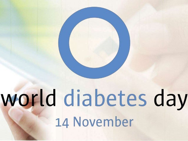 World Diabetes Day       Presented ByAsfaque Aamir & Suru Aditya 1st MBBS (Batch of 2012)