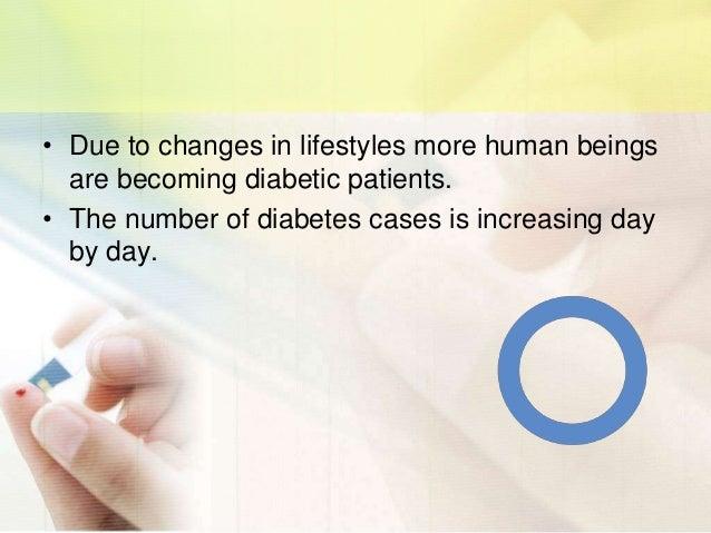 World diabetes day Slide 3