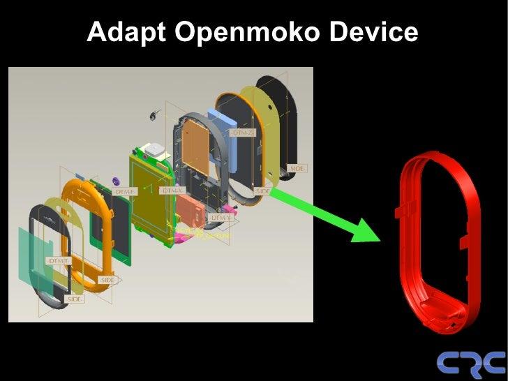 Openmokast Prototype