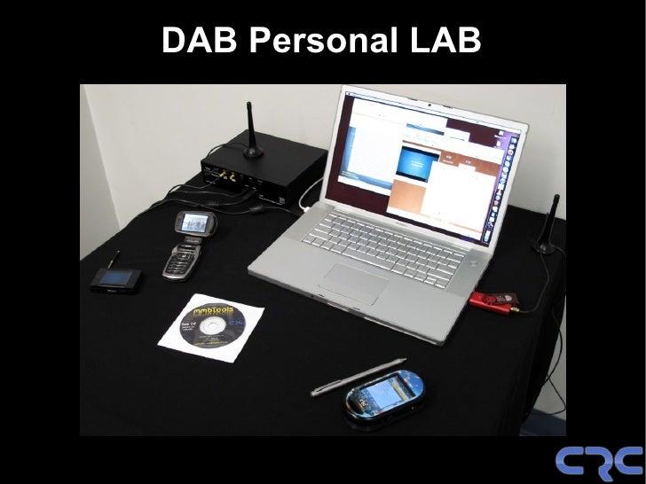 mmbTools Community    www.opendigitalradio.org    Receiver manufacturers    Pre-market field trials    Broadcast R&D l...