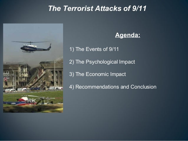 The Impact Of 9 11 On The